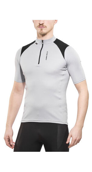 Etxeondo Open Koszulka kolarska, krótki rękaw Mężczyźni szary
